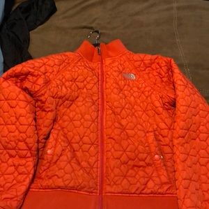 The north face light puffer